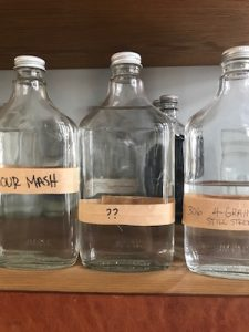 Kings County Distillery Experiments - Bourbon doesn't just happen